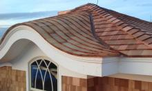 Eyebrow Dormer roof merge