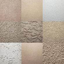 Sample Stucco Finishes