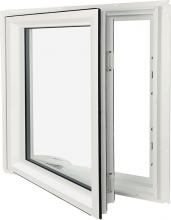 Modern casement window